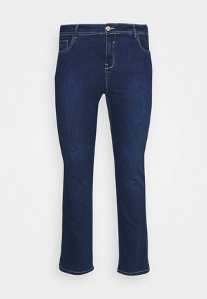 DO NOT USE - Straight leg jeans - midwash