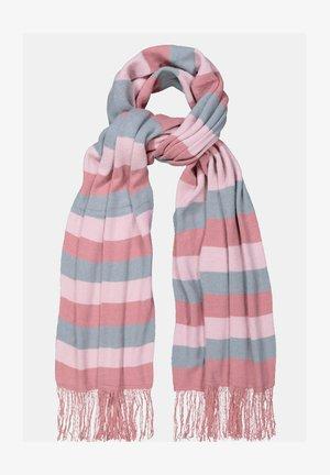 Sjaal - rozenkwarts