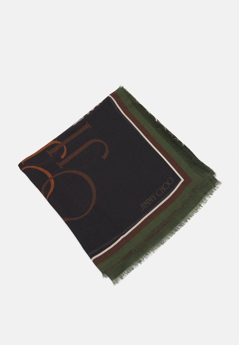 Jimmy Choo - SCIALLE - Šátek - nero
