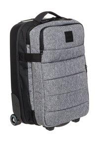 Quiksilver - QUIKSILVER™ NEW HORIZON 32L - LEICHTER HANDGEPÄCKSKOFFER MIT ROL - Wheeled suitcase - light grey heather - 2