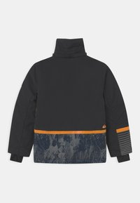 Quiksilver - SILVERTIP UNISEX - Snowboardová bunda - true black parafinum - 2