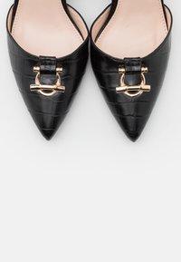 RAID - BELLA - High heels - black - 5