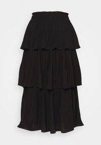 Bruuns Bazaar - PEARL MALICA SKIRT - A-line skirt - black - 1