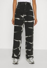 BDG Urban Outfitters - JUNO JEAN - Straight leg jeans - tie dye - 0