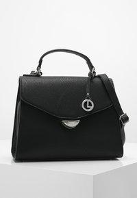 L.CREDI - HENKELTASCHE FENJA - Handbag - schwarz - 1