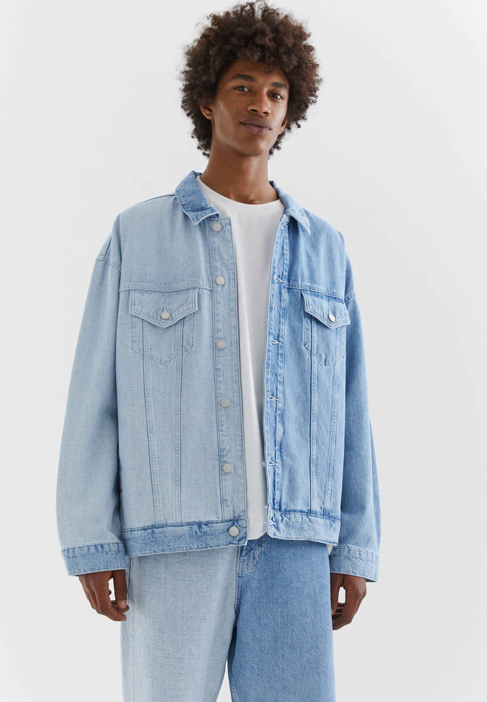 Uomo MIT COLOUR-BLOCK - Giacca di jeans