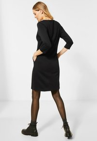 Cecil - Jersey dress - schwarz - 1