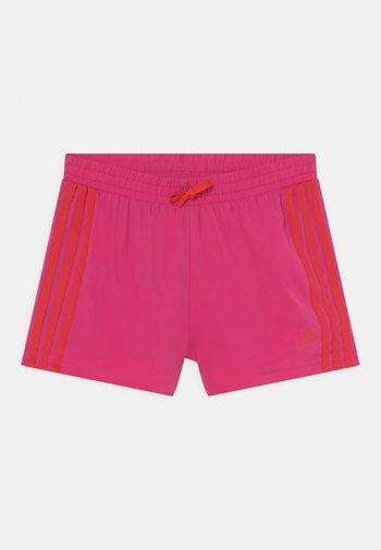 Pantalón corto de deporte - team real magenta/vivid red