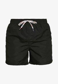 Jack & Jones - JJIARUBA SWIMSHORTS ZIP - Swimming shorts - black - 3