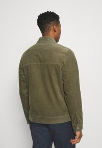 Samsøe Samsøe - Summer jacket - deep lichen green - 2