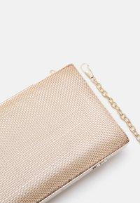 PARFOIS - BOX BAG FOREVER - Clutch - gold-coloured - 3
