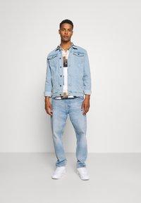 Denim Project - KASH JACKET - Giacca di jeans - sky blue - 1