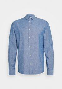 REGULAR FIT - Košile - medium blue melange