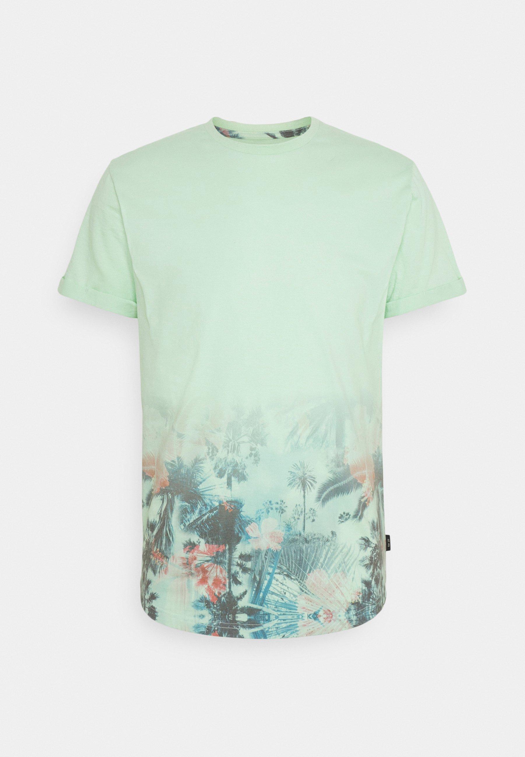Men AVILES - Print T-shirt