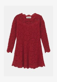 Rosemunde - LACE - Koktejlové šaty/ šaty na párty - cranberry - 0
