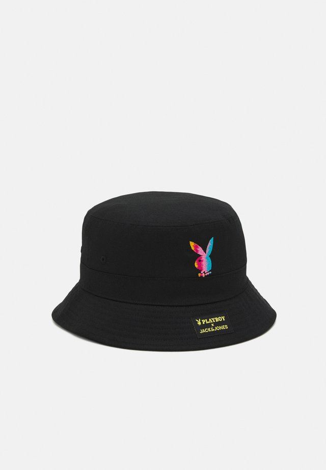 JACPLAYER BUCKET HAT - Hattu - black