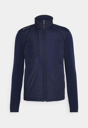 LONG SLEEVE - Giacca softshell - french navy