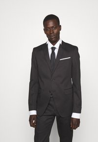 KARL LAGERFELD - SUIT VIBRANT - Completo - black - 2