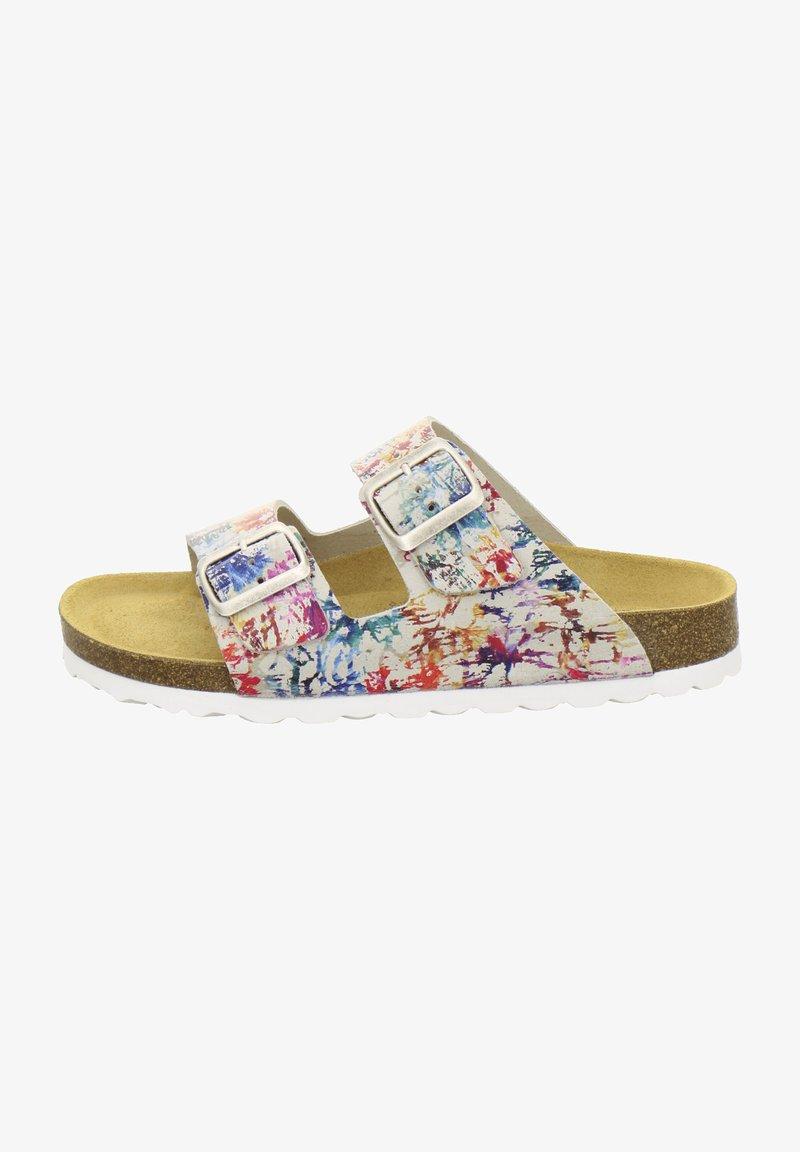 AFS Schuhe - ZWEISCHNALLER - Slippers - paint