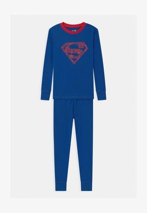 BOY SUPERMAN  - Pyjama set - admiral blue