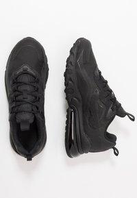 Nike Sportswear - AIR MAX 270 REACT - Sneakers basse - black - 0
