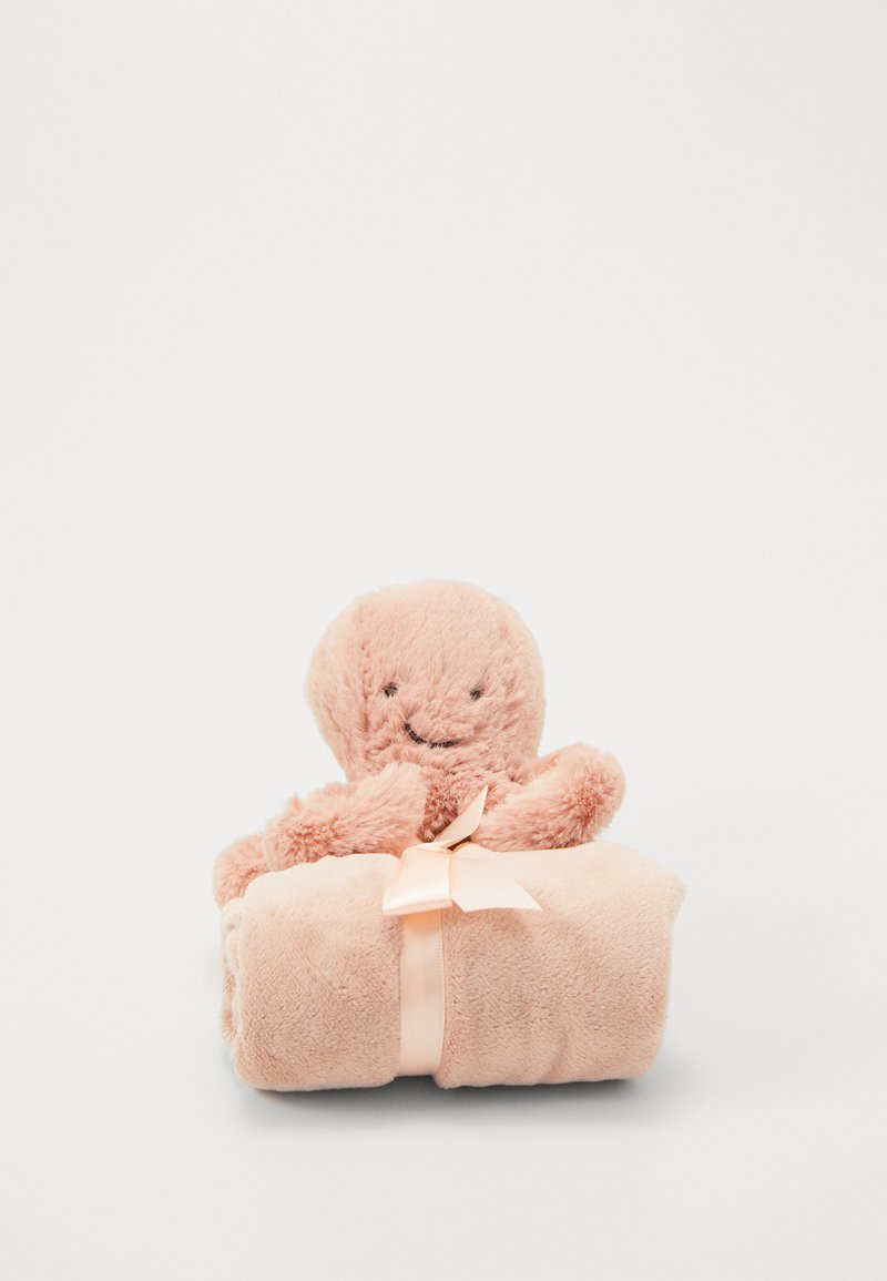 Jellycat - ODELL OCTOPUS SOOTHER - Uniliina - apricot