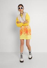 The Ragged Priest - RIDER VEST DRESS - Jumper dress - beige - 0