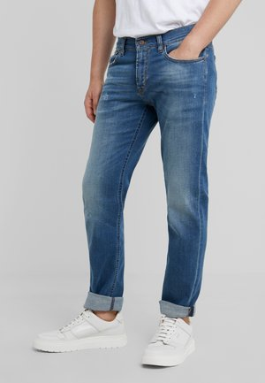 JOHN - Slim fit jeans - blue