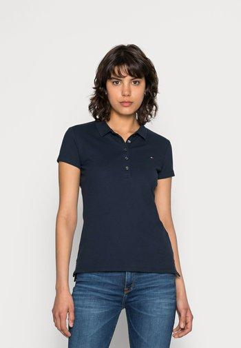 HERITAGE SHORT SLEEVE - Polo shirt - midnight