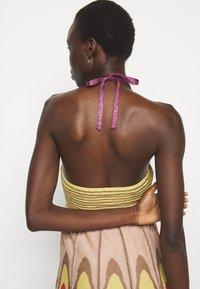 M Missoni - ABITO LUNGOSENZA MANICHE - Jumper dress - multicoloured - 3