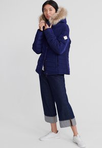 Superdry - GIACCA ICELANDIC  - Winter jacket - rich navy - 1