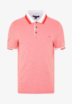 GREENWICH - Poloshirt - dark persimmon