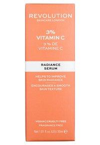 Revolution Skincare - 3% VITAMIN C SERUM - Serum - - - 1
