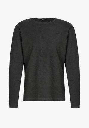 SCOTTY - Long sleeved top - vintage black