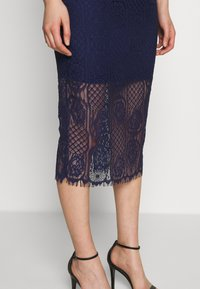 Mossman - MAKING THE CONNECTION DRESS - Cocktail dress / Party dress - navy - 6