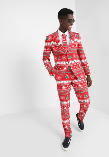 WINTER WONDERLAND - Suit - red