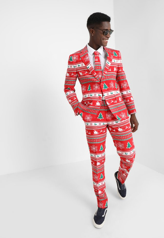 WINTER WONDERLAND - Suit - red