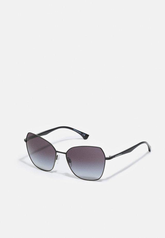 ESSENTIAL LEISURE - Sonnenbrille - gunmetal gradient black