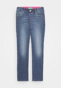 Benetton - ONLINE GIRL - Skinny džíny - blue denim - 0