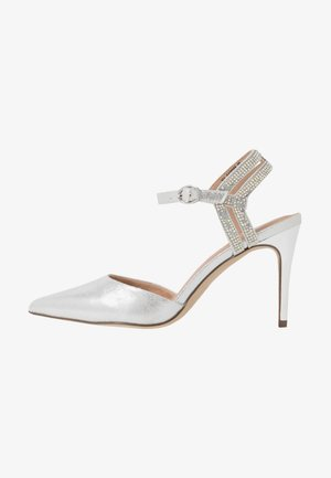 SPECTACLE - High heels - silver