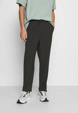 CLUB PANTS WITH DRAWSTRING - Trousers - grey