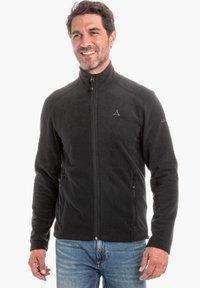 Schöffel - Fleece jacket - black - 0