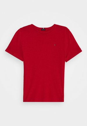 ESSENTIAL TEE - Basic T-shirt - red