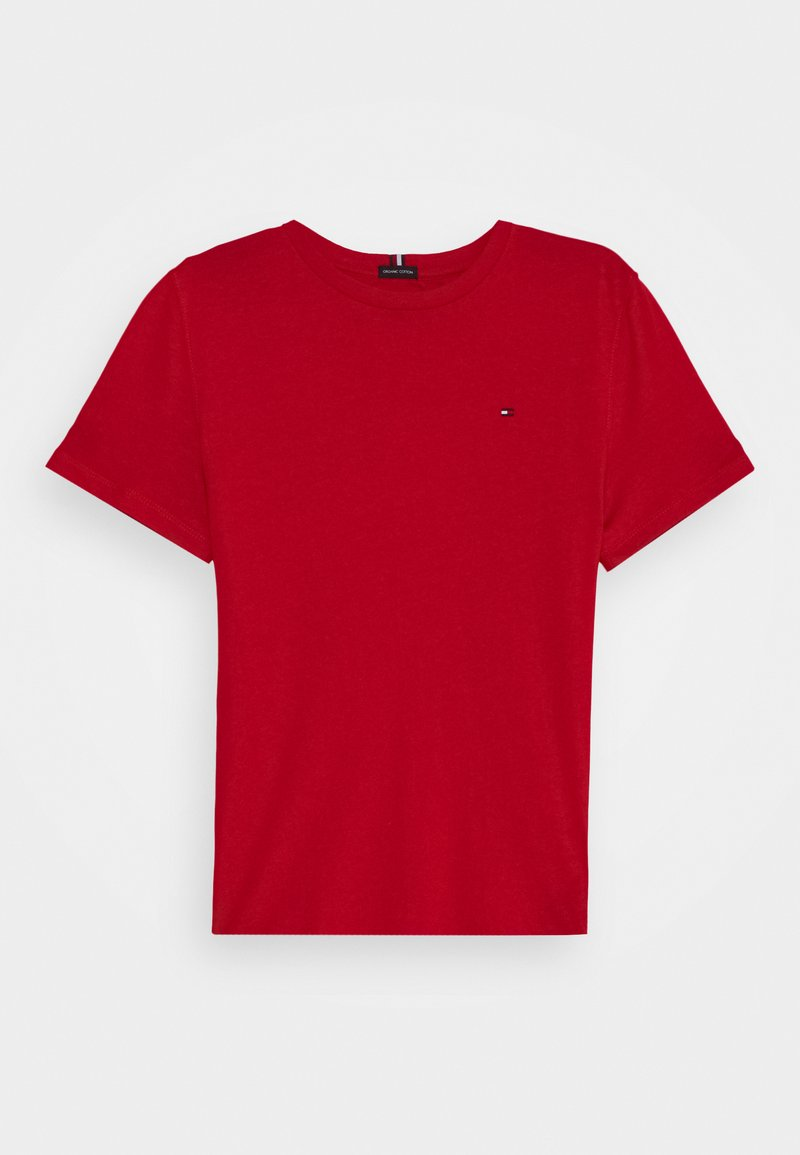 Tommy Hilfiger - ESSENTIAL TEE - Basic T-shirt - red