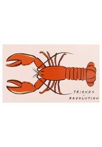 Make up Revolution - REVOLUTION X FRIENDS HE'S HER LOBSTER SHADOW PALETTE - Eyeshadow palette - - - 1