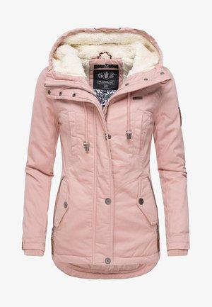 BIKOO - Winter jacket - pink