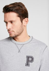 Pier One - Sweatshirt - mottled grey - 3