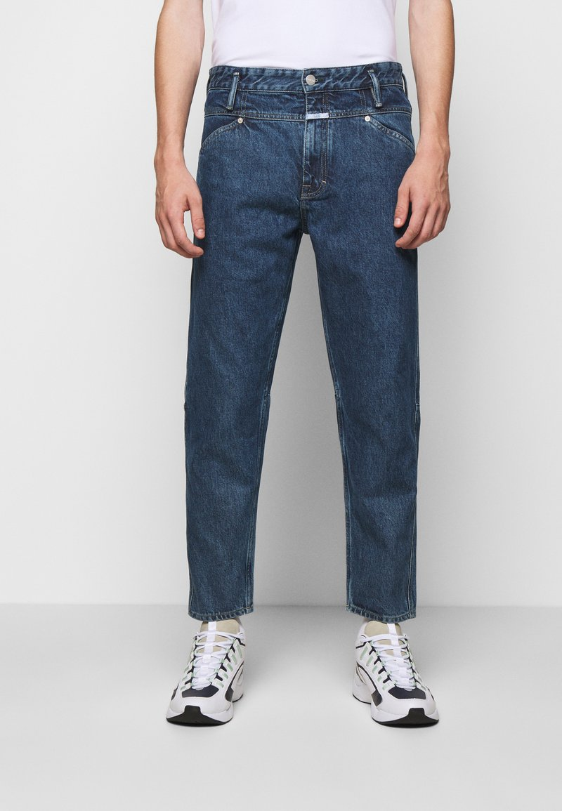 CLOSED - X-LENT TAPERED - Tapered-Farkut - mid blue