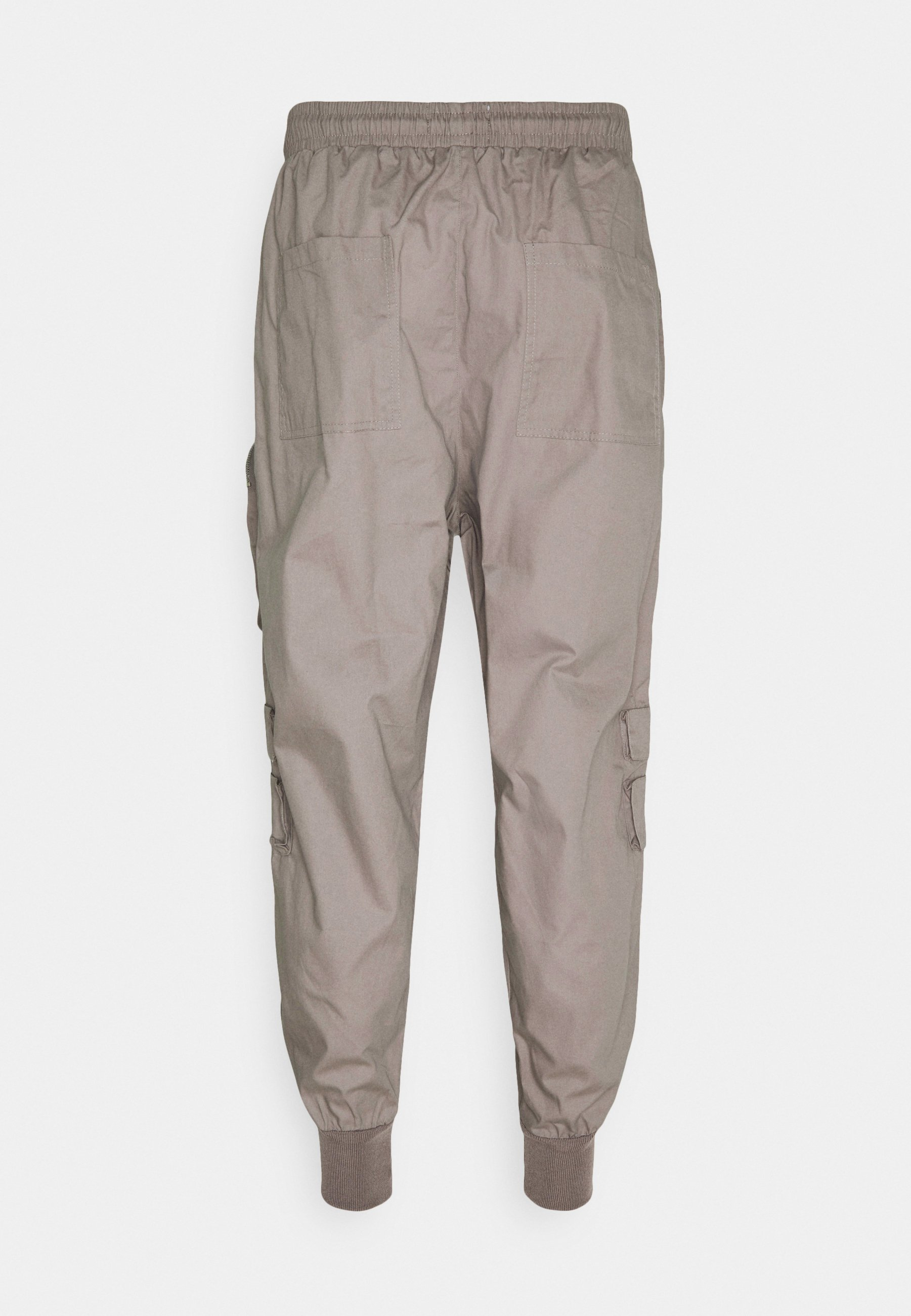 Homme FRONT ZIP POCKET PANT - Pantalon cargo