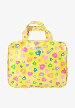 HAPPY HEARTS LARGE ALL - Wash bag - mehrfarbig